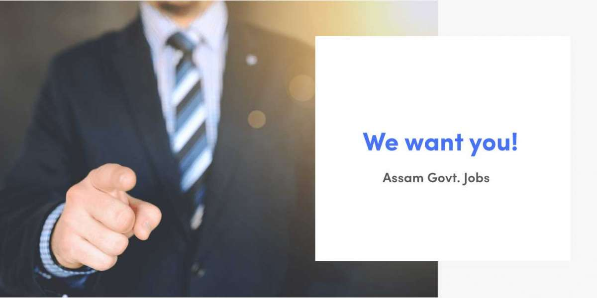 Latest Assam Govt Jobs